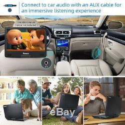 14 Portable Blu Ray DVD Player HDMI 1080P Video Dolby Audio Battery withHeadphone