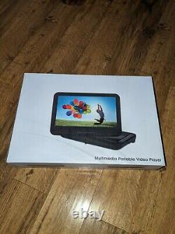 17.9 Multimedia Portable DVD Video Player with 15.4 Screen DVD Player