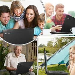 19 Portable DVD Player with 16 Large Swivel Screen HDMI 1080P Region Free USB