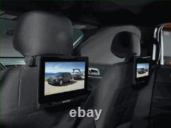 2009-2020 Ford Genuine OEM Rear Seat Portable DVD Players (Set of 2)