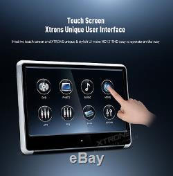 2x 11.6 Touch Screen Active Car Headrest DVD Player Monitor Portable 19201080