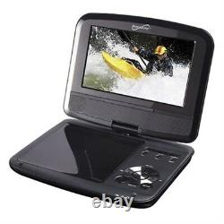 7 Portable DVD Player with TV Tuner