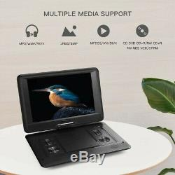 APEMAN 2020 Upgrade 15.5 inch Portable DVD Player with High Resolution, Large