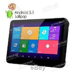 Android 5.1 Active Headrest 10.1 Inch Monitor 4Core Car Portable DVD Player WiFi