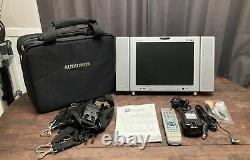 Audiovox (ADV12) 12 Portable LCD DVD Player Video Gaming Monitor