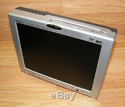 audiovox d1210 12 portable lcd color tv monitor dvd player rh portabledvdplayer name