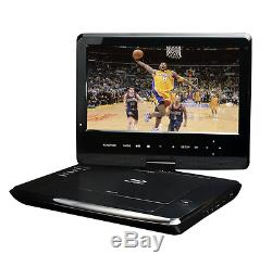 Azend Group Corp BDP-M1061 Maxmade Portable 10-Inch Blu-Ray DISC/DVD Player Bla