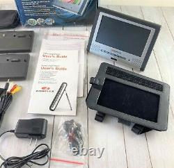 Bowflex PDVD7 Portable Tablet DVD Player withBox for Bowflex Ultimate 2 Tested