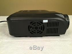 DVD Movie Projector Player Built In Combo USB Portable Home Theater