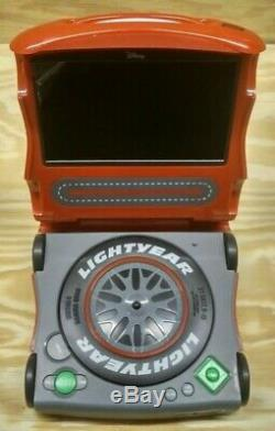Disney Cars 2 Lightning McQueen 7 LCD Portable DVD Player with Remote Headphones