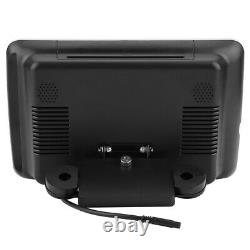 Dual 2x 10.1 inch Car Headrest DVD Player Portable Monitor For Car Kids Headsets