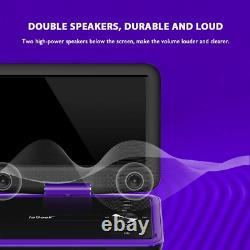 IeGeek 11.5 Portable DVD Player with SD Card/USB Port, 5 Hour Rechargeable Batt