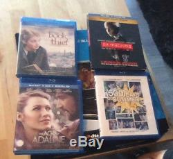 Maxmade Portable 10 Inch Blu Ray DISC DVD Player BDP M1061 Complete with 4 movies