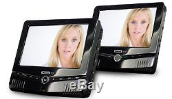 Mustek DP77M Auto TV DVD player portable tablet-style 7 LCD screen Fernseher