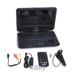 NEW RCA 9 Portable Digital TV with Built in DVD Player Black (DPDM95R)