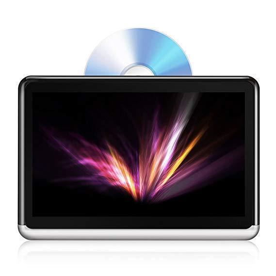 New, Tablet Android 6.0 Portable Dvd Player 10.1 Inch Touch Screen Bluetooth