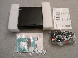 Naviskauto 12 Portable Blu Ray DVD Player with Carrying Case
