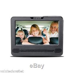 Nextbase Car 7T 7 Portable In-Car DVD Player & Monitor with Remote Control