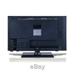 PORTABLE 22 HD Hi Def TV and DVD Player Combo With 12v Volt Car Cord NEW