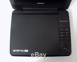 Philips 9 LCD Portable DVD Player PD9000 / PD9000/37