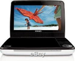 Philips PD9000 9 Widescreen TFT-LCD Portable DVD Player
