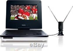 Philips PET729/37 7-Inch LCD Portable TV/DVD Player Discontinued By