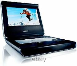 Philips PET 720/05 Portable Multi-region Capable DVD Player with 7 Display
