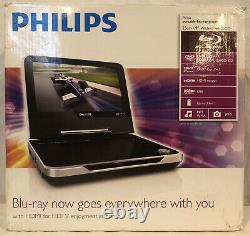Philips Portable Blu-Ray Player with HDMI Input Use as your everyday player