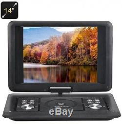Portable DVD Player BW 14 Inch Portable DVD Player With Copy function