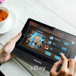 Portable DVD Player WiFi Tablet 101Inch Touchscreen Quad-Core 1.3GHz 16GB Storag