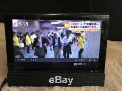SONY 10.1V type portable Blu-ray player / DVD player BDP-Z1 New Free Shipping