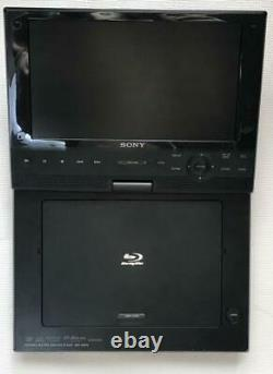 SONY BDP-SX910 Portable Blu-ray DVD Player 9 inch Wide Screen