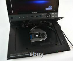 SONY BDP-SX910 Portable DVD Player with Screen (9) HDMI DTS-HD DOLBY