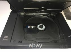 SONY DVP-FX970 PORTABLE DVD PLAYER (9) 360SWIVEL SCREEN WithRemote Bundle 1F