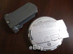 SONY D-VM1 portable DVD player untested