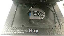 SONY Portable Blu-ray Disc DVD Player BDP-SX910 Dark Blue Tested Working