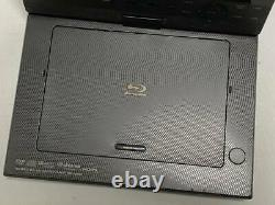SONY Wide Screen Portable Blu-ray Disc DVD Player BDP-SX910 USED JAPAN
