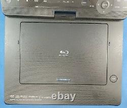 Sony BDP-SX1000 Portable Blu-Ray Player (10.1 Screen) with Remote and Charger