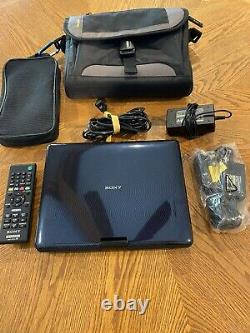 Sony BDP-SX1000 Portable Blu-Ray Player (10.1). Shipped Wrapped For Christmas