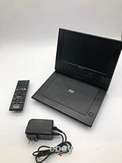 Sony BDP-SX910 9V Portable Blu-ray DVD Player from Japan Used