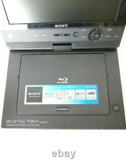 Sony BDP-SX910 9 Wide Screen Portable Blu-ray DVD Disc Player
