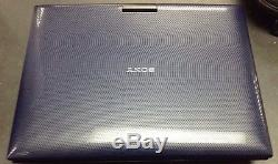 Sony BDP-SX910 Portable Blu-Ray / DVD Player 9 LCD HD 1080p Rechargeable Bundle