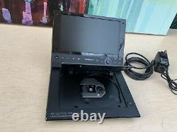 Sony BDP-SX910 Portable Blu-Ray Disc DVD Player Including Charger