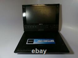 Sony BDP-SX910 Portable DVD/Blu-ray Player with Screen 9 (No Cables)