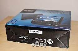 Sony BDP-SX910 Portable DVD Bluray Disc Player with Screen (9)