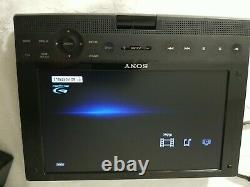 Sony BDP-SX910 Portable DVD Player 9 Screen AC Adapter + Car Charger No Remote