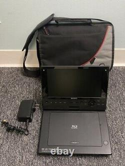 Sony BDP-SX910 Portable DVD Player 9 Screen AC Adapter, No Remote
