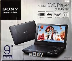 Sony BDP-SX910 Portable DVD Player 9 Screen BDPSX910 New, Never Used Free Ship