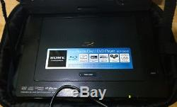 Sony BDP-SX910 Portable DVD Player with Screen (9)- Great Condition