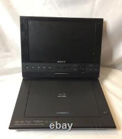 Sony BDP-SX910 Portable DVD Player with Screen (9) Tested & Working